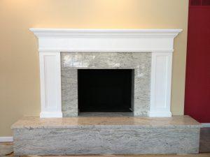 Fireplace Build